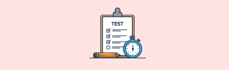 past simple tests